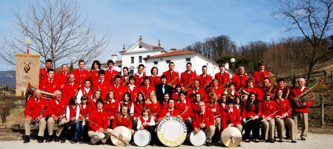 O matičnem Pihalnem orkestru Vogrsko