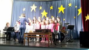 Šolski zbor Godbeniške šole Vogrsko